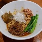 129411958 - 汁なし担々麺・大辛(950円)