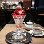 タブレスカフェ - 苺ごろんごろん♡