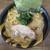 横浜家系ラーメン 力道家 - 料理写真:ラーメン 麺大盛