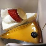 Patisserie Endo - こちらも買いました チーズケーキも違いますよ〜