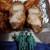 居酒屋よいち  - 料理写真:ザンギ600円 断面です