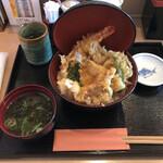 129417897 - 天丼 ¥1,540-