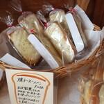 杜のパン屋 - 焼チーズパン