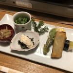 鹿教湯 三水館 - 料理写真: