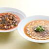 中国料理 竜苑 - 料理写真:四川麻婆豆腐&白い麻婆豆腐