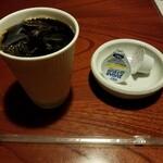 新潟・佐渡島 両津港直送 土風炉  - セルフコーヒー?