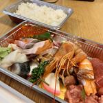 さいとう - 超豪華海鮮丼!
