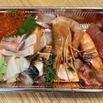 さいとう - 1,150円の海鮮丼