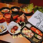 鍋料理・サムギョプサル専門店 なっさむ -