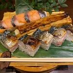【ご予約限定】<魚棒寿司>