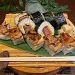 【ご予約限定】<肉寿司>