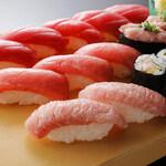 板前寿司  - テイクアウト最強本まぐろにぎり