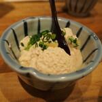 炭火焼鳥 きち蔵 - 豆腐