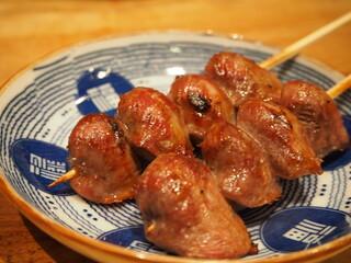 炭火焼鳥 きち蔵 - ズリ