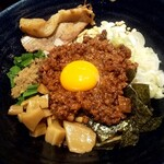 つけ麺 繁田 - 料理写真:まぜそば麺大盛