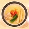 鶏ポタ ラーメン THANK - 料理写真: