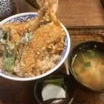 三喜 - 春の天丼