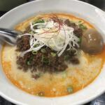 らーめん 麺の月 - 坦々麺