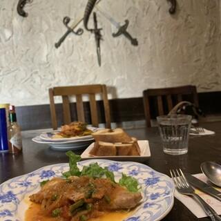 名古屋 スペイン 料理