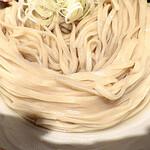 麺と心 7 - 雲丹つけ麺(麺:(2020年4月限定))