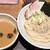 麺と心 7 - 料理写真:雲丹つけ麺(2020年4月限定)