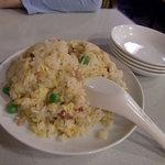12945955 - チャーハンと坦々麺セット650円