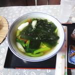 夢てらす みよまつ - 勝浦名物朝市雑煮