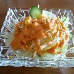 ミトチャカリー - シャキっと冷たいサラダ