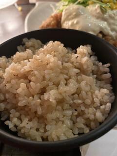 海遊山楽 ゆう - 玄米