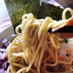 麺小屋 てち - みそら〜めん(お持ち帰りVer)の調理例