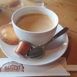 ハーベスト - セット、コーヒー
