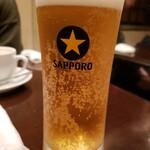 人間関係 cafe de copain - 生ビール