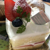 菓子工房 アンデス橋本 - 料理写真:ショートケーキ、イチゴは地物。正統派!