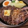 SPOON - 料理写真:リブロースステーキ300g