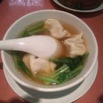 熊猫飯店 - スープ