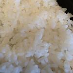 つちいし - お米も美味しいよ...