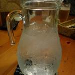 Caffe Vitale - お水