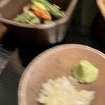129490580 - 天丼セット(ご飯多め)