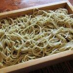 129490933 - いし豆 「とりごぼう(蕎麦)」