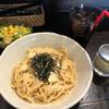 スパゲッティ ICHI - 料理写真:たらこスパゲッティ(大盛)