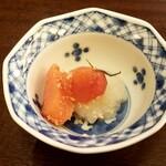 桃源郷 - お通し:500円+税