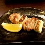 桃源郷 - 大山鶏のねぎま:250円+税