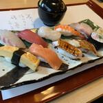 がんこ - 寿司定食
