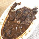 ニクバル 肉MAR.co - 牛タンカレー♪