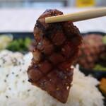 焼肉ホルモン 神田商店 - カルビリフトアップ
