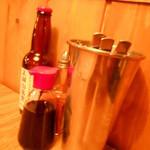 大岡山食堂 - 卓上