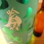 地酒ビストロ おいち。 - 一白水成(秋田)