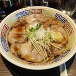 麺屋ZERO1 - 肉そばけいすけ750円