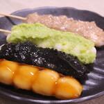 菊地だんご屋 - 料理写真: