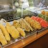 蕎麦一心たすけ - 料理写真:天ぷら各種。